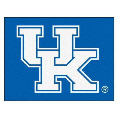 University of Kentucky All-Star 3 ft. x 4 ft. All-Star Rug