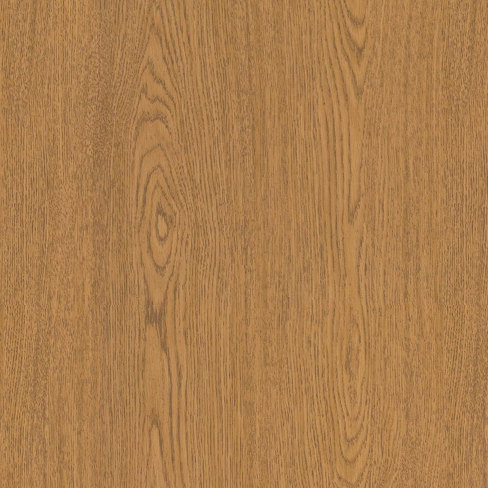 4 ft. x 8 ft. Laminate Sheet in Bannister Oak with