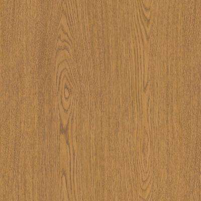 5 ft. x 12 ft. Laminate Sheet in Bannister Oak with Standard Matte Finish