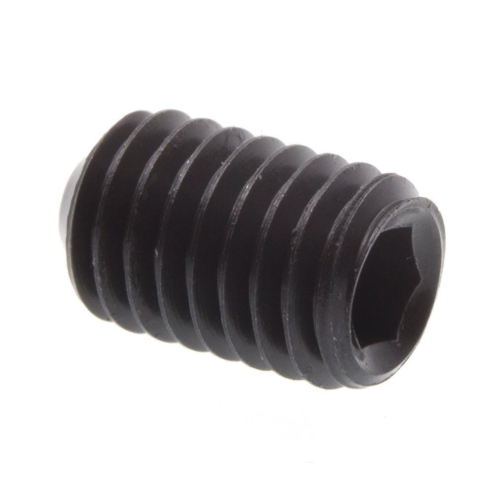Black Oxide Alloy Steel Metric M5 x 0.8 x 8mm Socket Head Cap Screw pack of 10