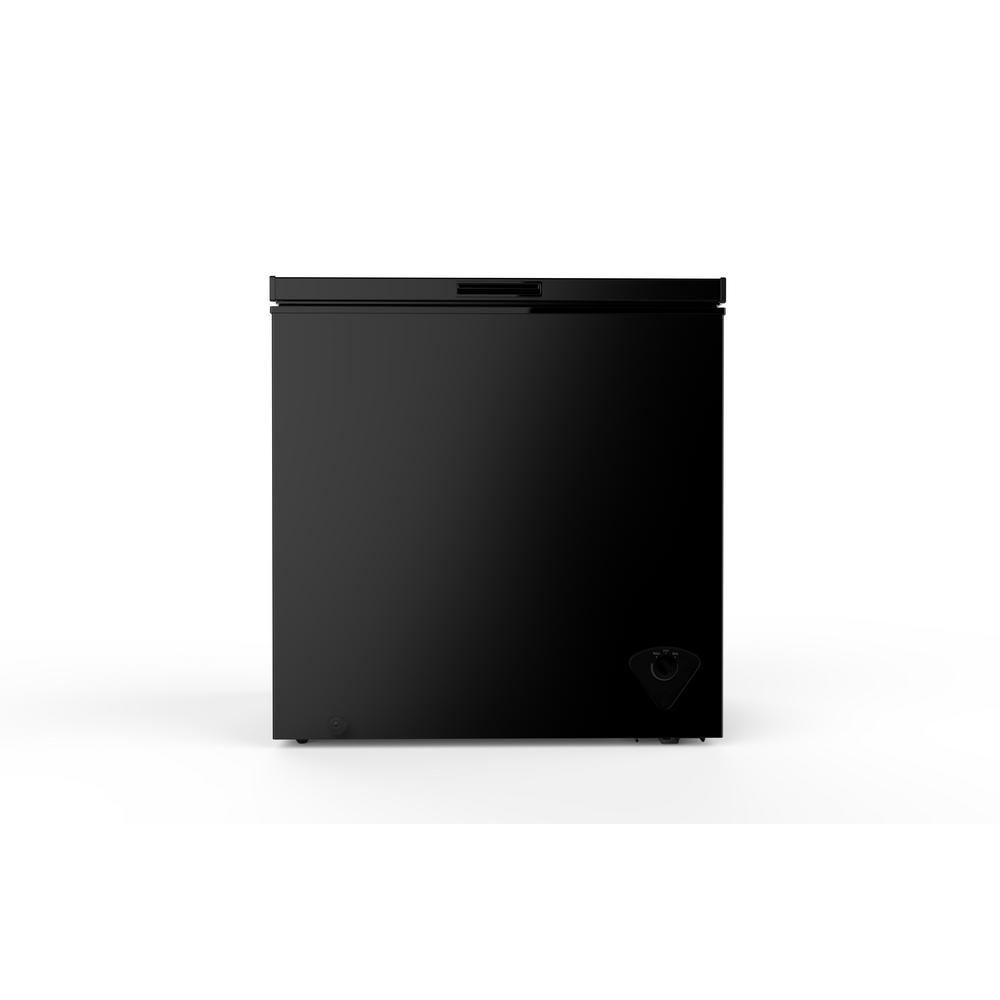 magic chef 7 0 cu ft chest freezer in black hmcf7b3. Black Bedroom Furniture Sets. Home Design Ideas