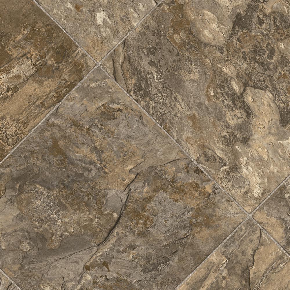 Roxboro Tile 13.2 ft. Wide x Your Choice Length Residential Sheet Vinyl Flooring