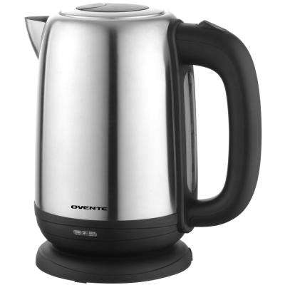 6.5-cup Stainless Steel Cordless Electric Kettle