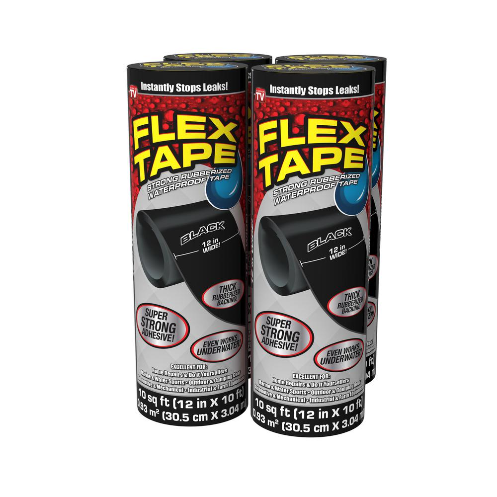 Waterproof adhesive tape leaks strong building adhered crack gap sealing paste