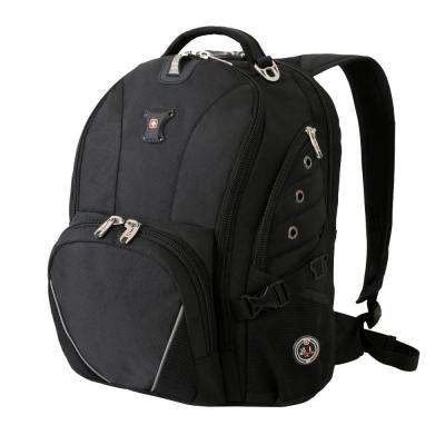 Black ScanSmart Backpack