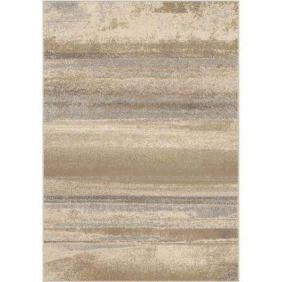 Alta Ivory 8 ft. x 11 ft. Indoor Area Rug
