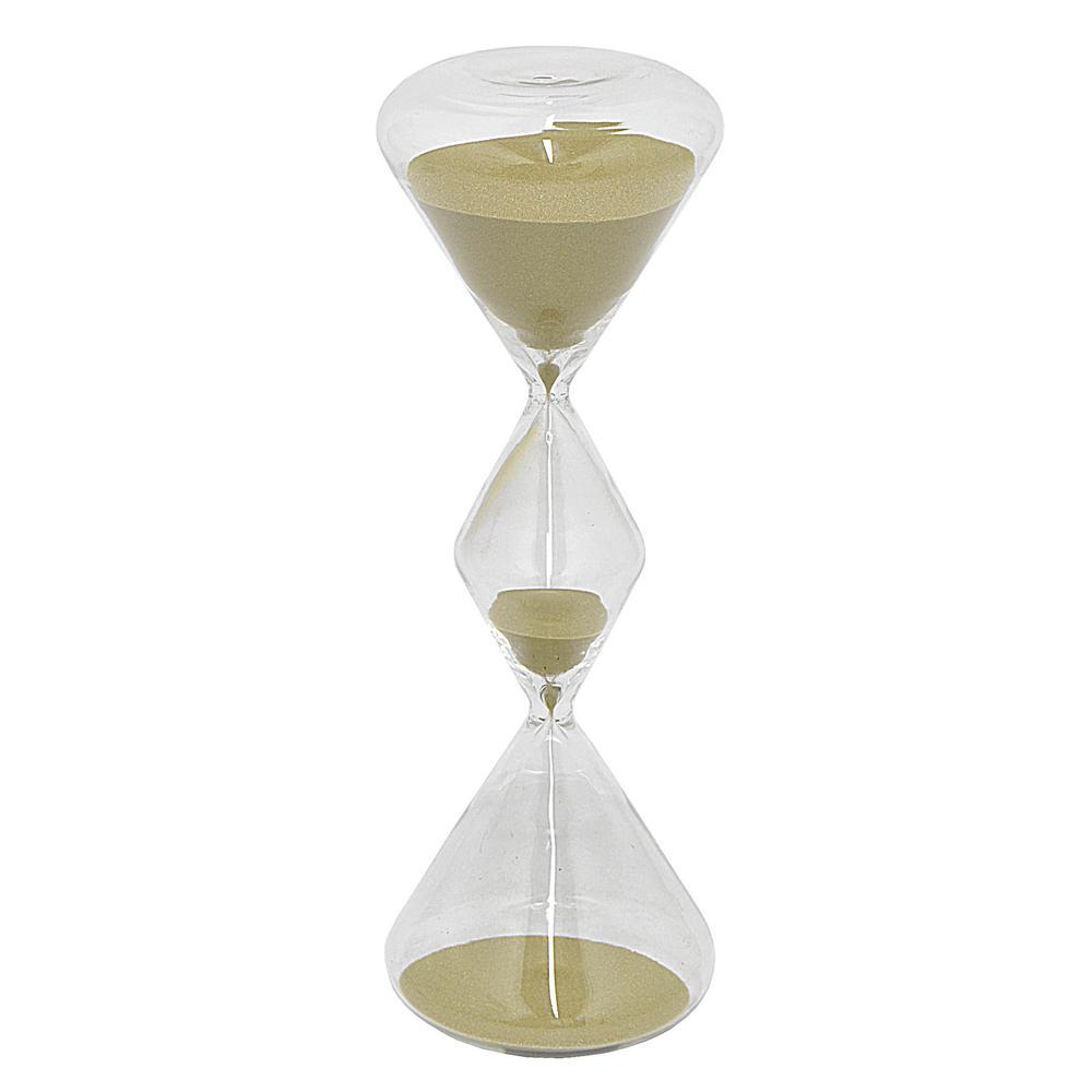 Gold Glass Sand Timer