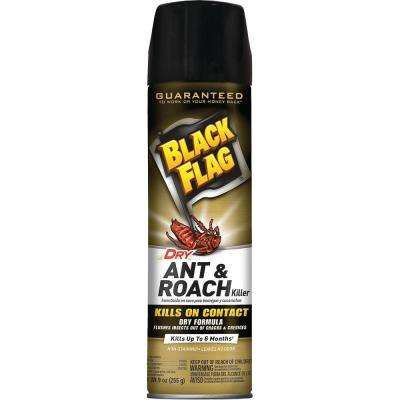 9 oz. Dry Aerosol Ant and Roach Killer