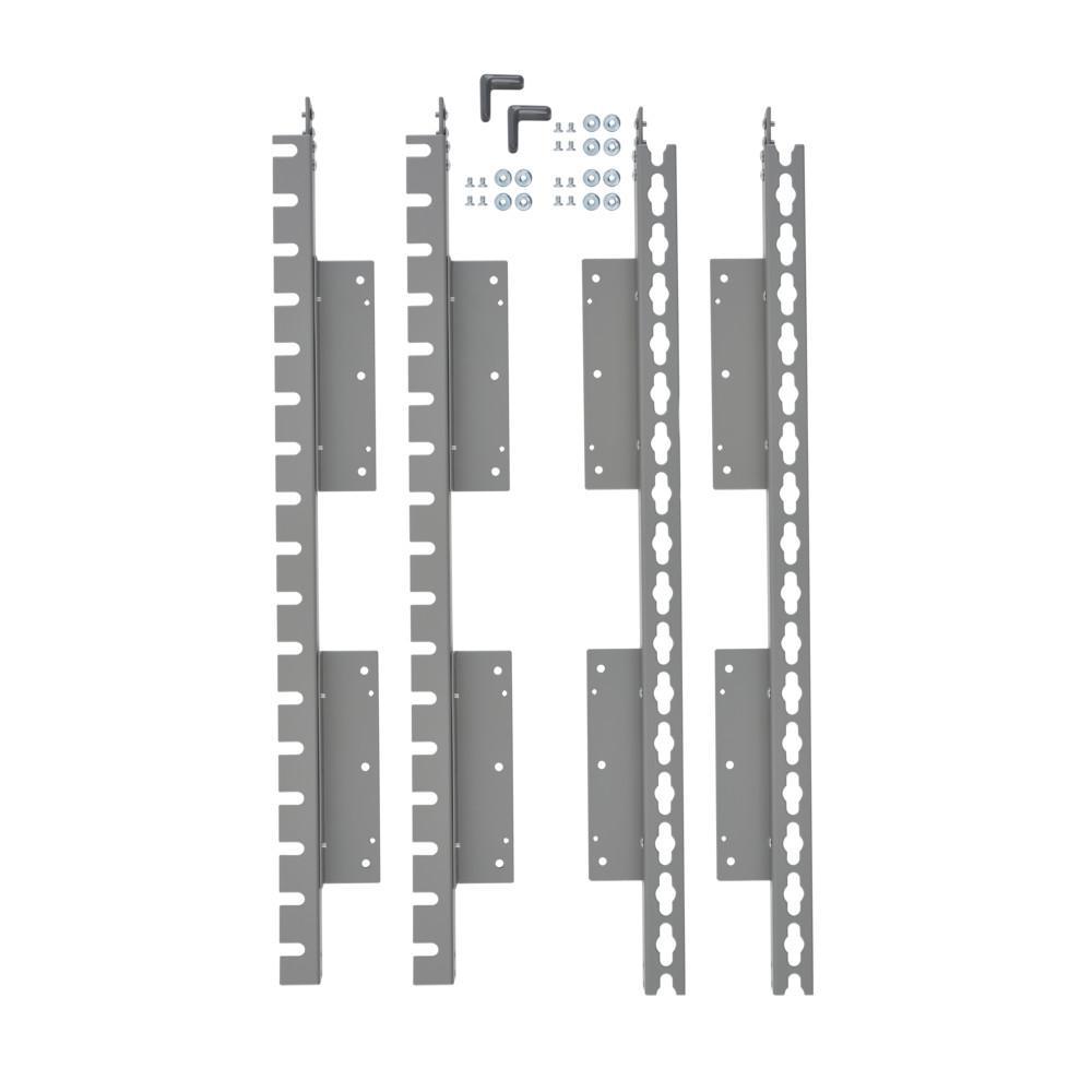 Pilaster System Kit for Door-Drawer Application
