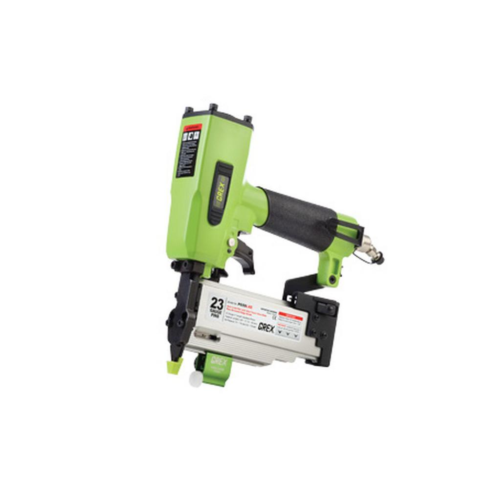 23-Gauge 2 in. Headless Pinner Finishing Nailer with New Lock-Out and