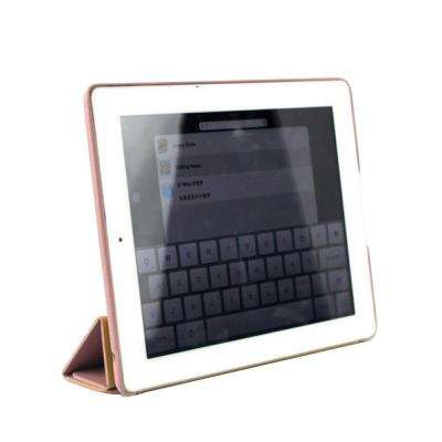 Executive Smart Cover Case for iPad 2, 3 and 4 - Pink