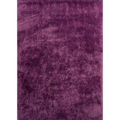 Bliss Nubia Purple 8 ft. x 11 ft. Area Rug