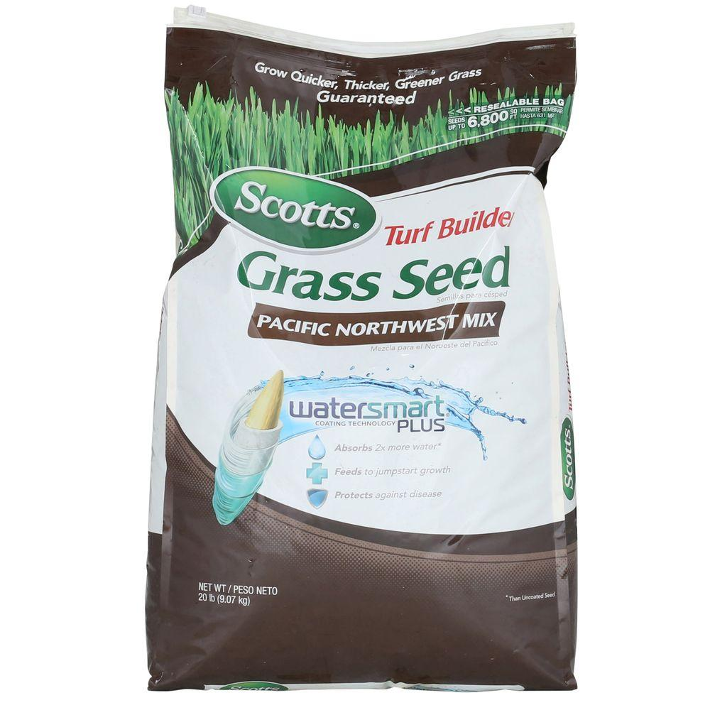 Turf Builder 20 lb. Grass Seed Pacific Northwest Mix