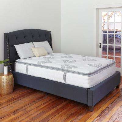 Mercer King-Size 12 in. Gel Foam and Innerspring Mattress