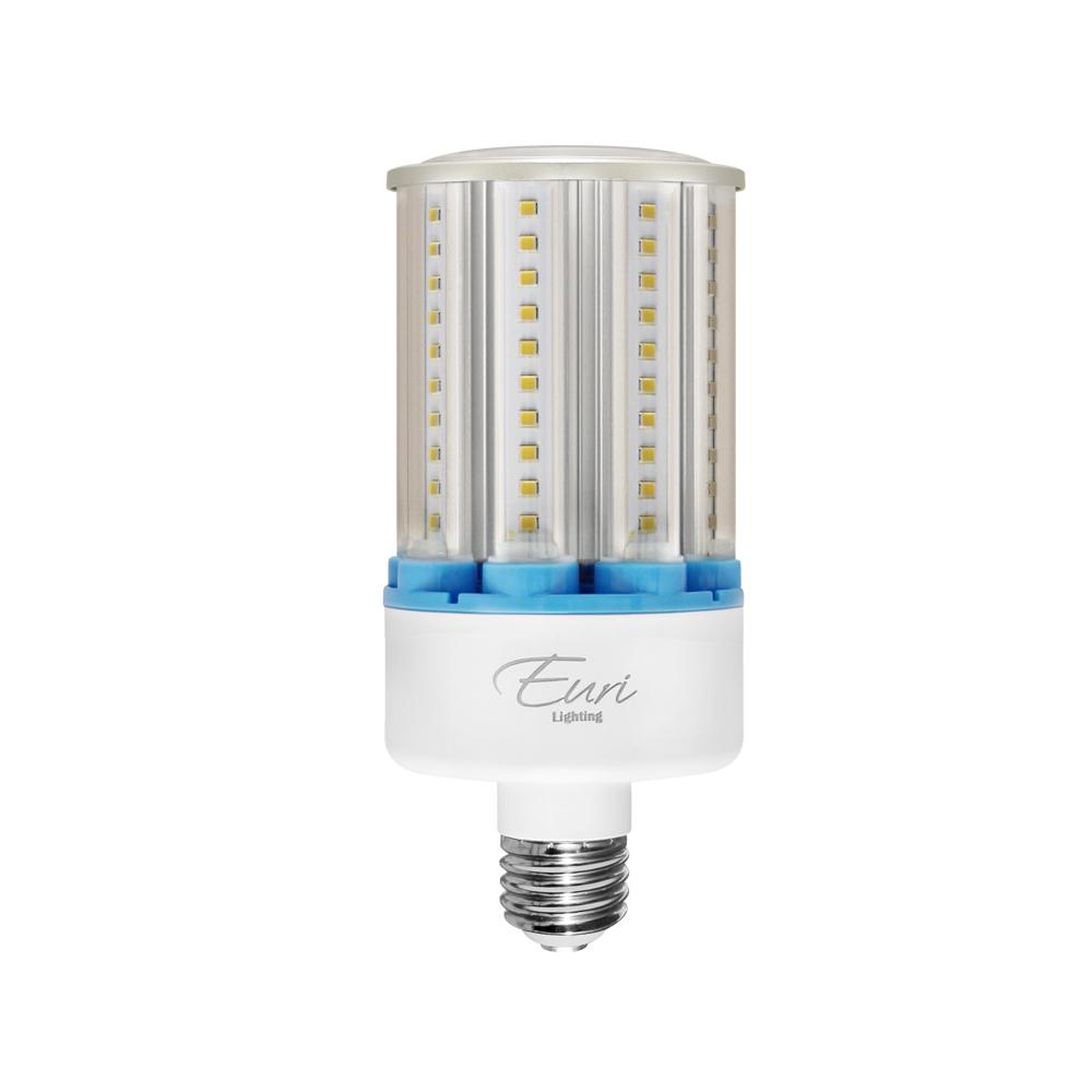 Corn Bulb 50-Watt White Integrated LED High Bay