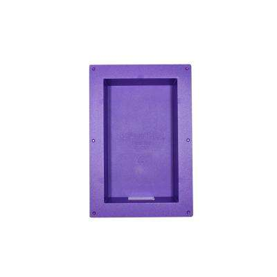 8 in. x 14 in. x 4 in. Small Rectangular Niche