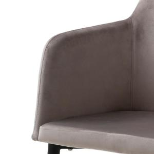 Marvelous Ac Pacific Jason Grey Modern Living Room Accent And Dining Ibusinesslaw Wood Chair Design Ideas Ibusinesslaworg