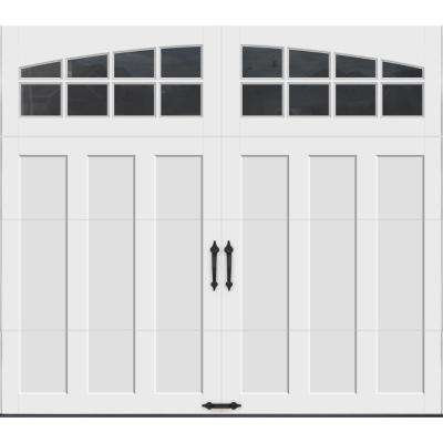 Coachman Collection Intellicore Insulated Design 13 Garage Door with Arch Window