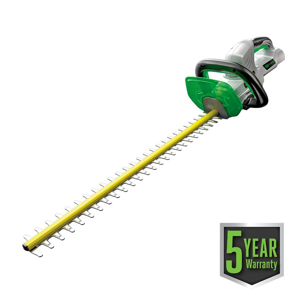 EGO 24 in  56-Volt Lithium-Ion Cordless Hedge Trimmer - Battery and Charger  Not Included