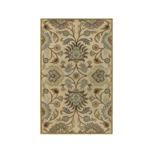 Home Decorators Collection Echelon Beige 9 ft. x 12 ft. Area Rug by Home Decorators Collection