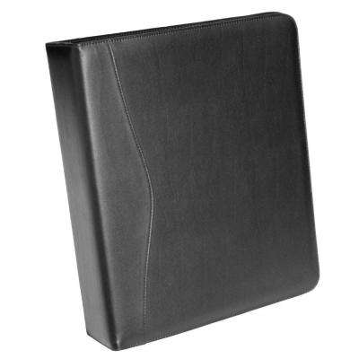 Black Executive 2 in. D Ring Binder