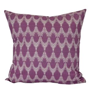 26 inch Peace 2 Geometric Print Decorative Pillow by