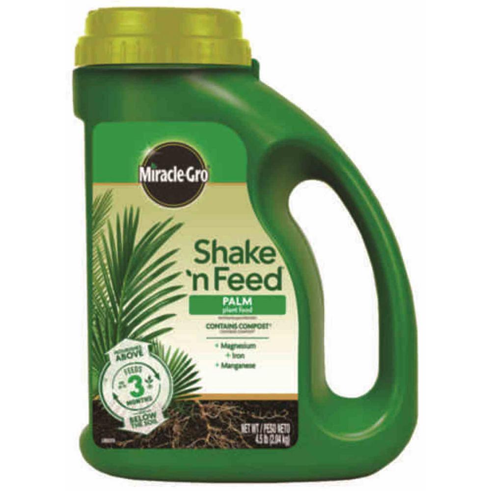 Shake 'n Feed 4.5 lbs. Palm Food