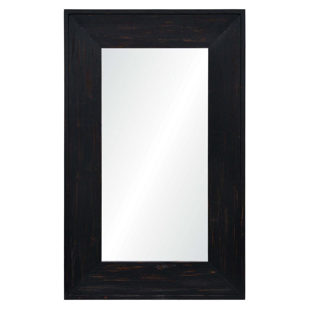 Ellie 48 in. x 30 in. Framed Wall Mirror