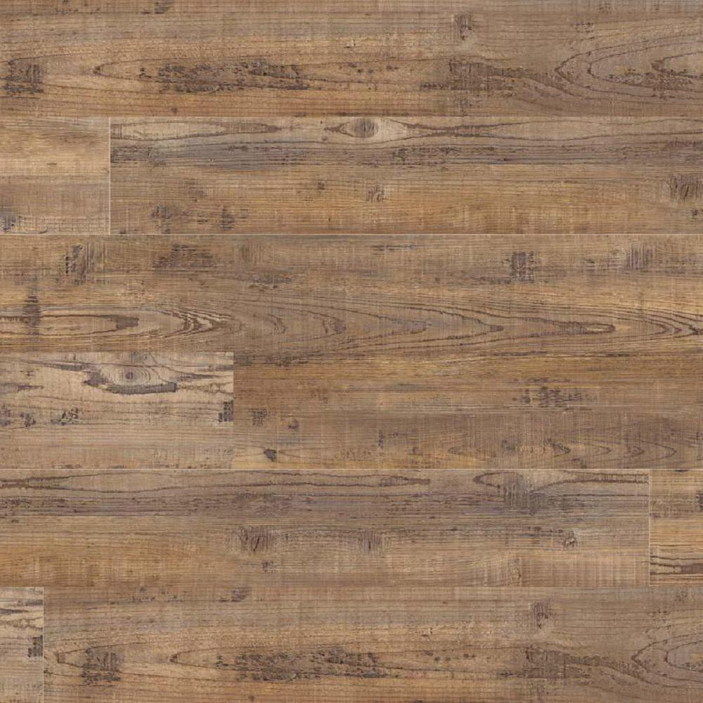 MSI Woodlett Timeworn Hickory 6 in. x 48 in. Glue Down Luxury Vinyl Plank Flooring (36 sq. ft. / case)