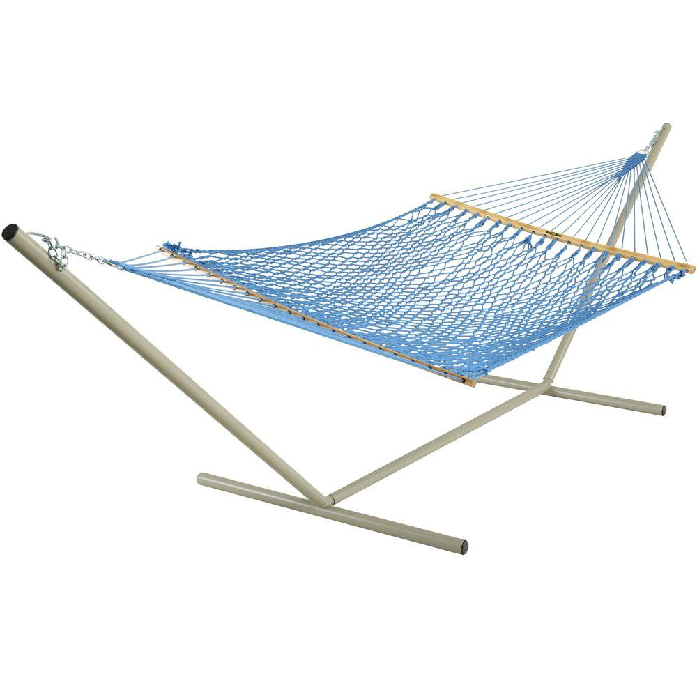 stand castaway orange brown island of and lovely hammock hammocks pawleys stripe quilted