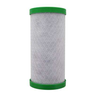 10 in. x 4-1/4 in. Whole House Filter Replacement Cartridge