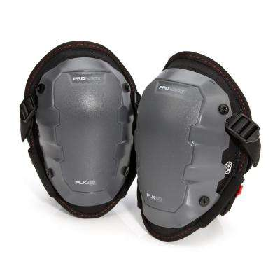 Gel Knee Pad and Non-Marring Cap Attachment Combo Pack (2-Piece)