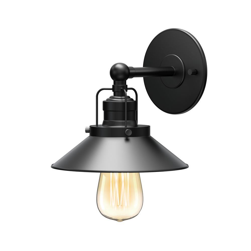 Gatco Modern Farmhouse Retro 1 Light