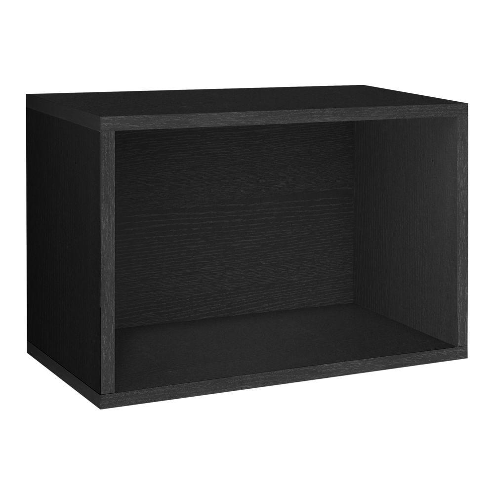 Blox System Eco zBoard Tool Free Assembly Large Rectangle Stackable Shelf,