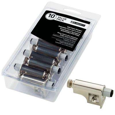 Soft Close Cabinet Door Damper (10-Pack)