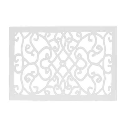 Magnetic Ceiling Vent HVAC Cover - Wine Design 20 in. x 25 in.