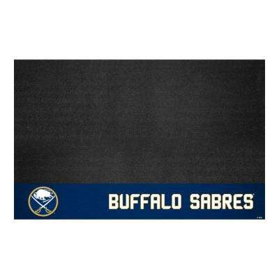 Buffalo Sabres 26 in. x 42 in. Grill Mat
