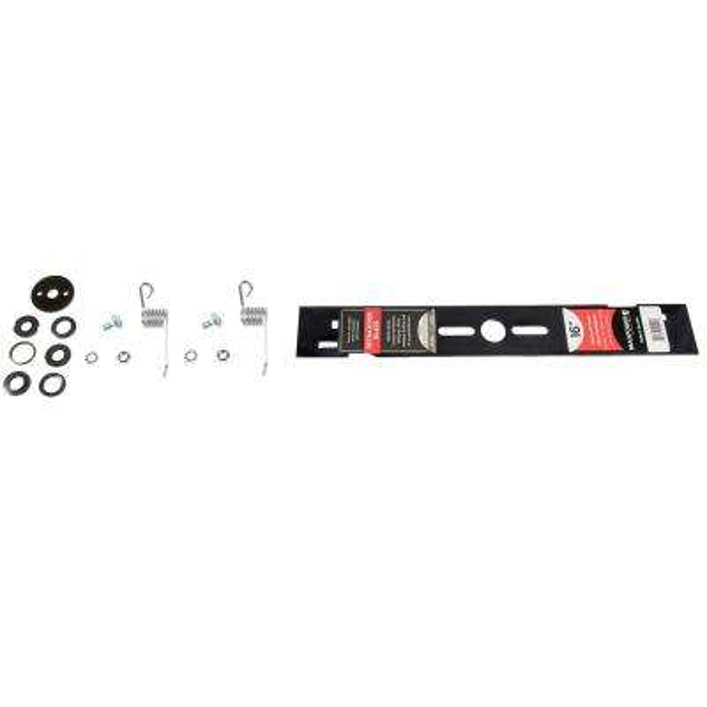 16 in. Universal Power Rake/Dethatcher Mower Blade