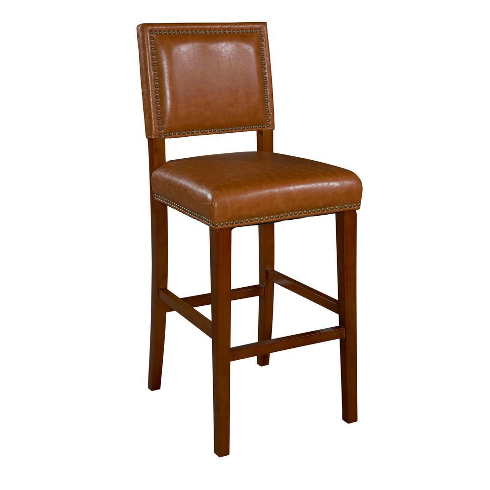 Incredible Linon Home Decor Keira Espresso Folding Stool 01832Esp 01 As Inzonedesignstudio Interior Chair Design Inzonedesignstudiocom