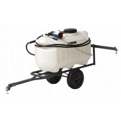 25 Gal. Trailing Sprayer