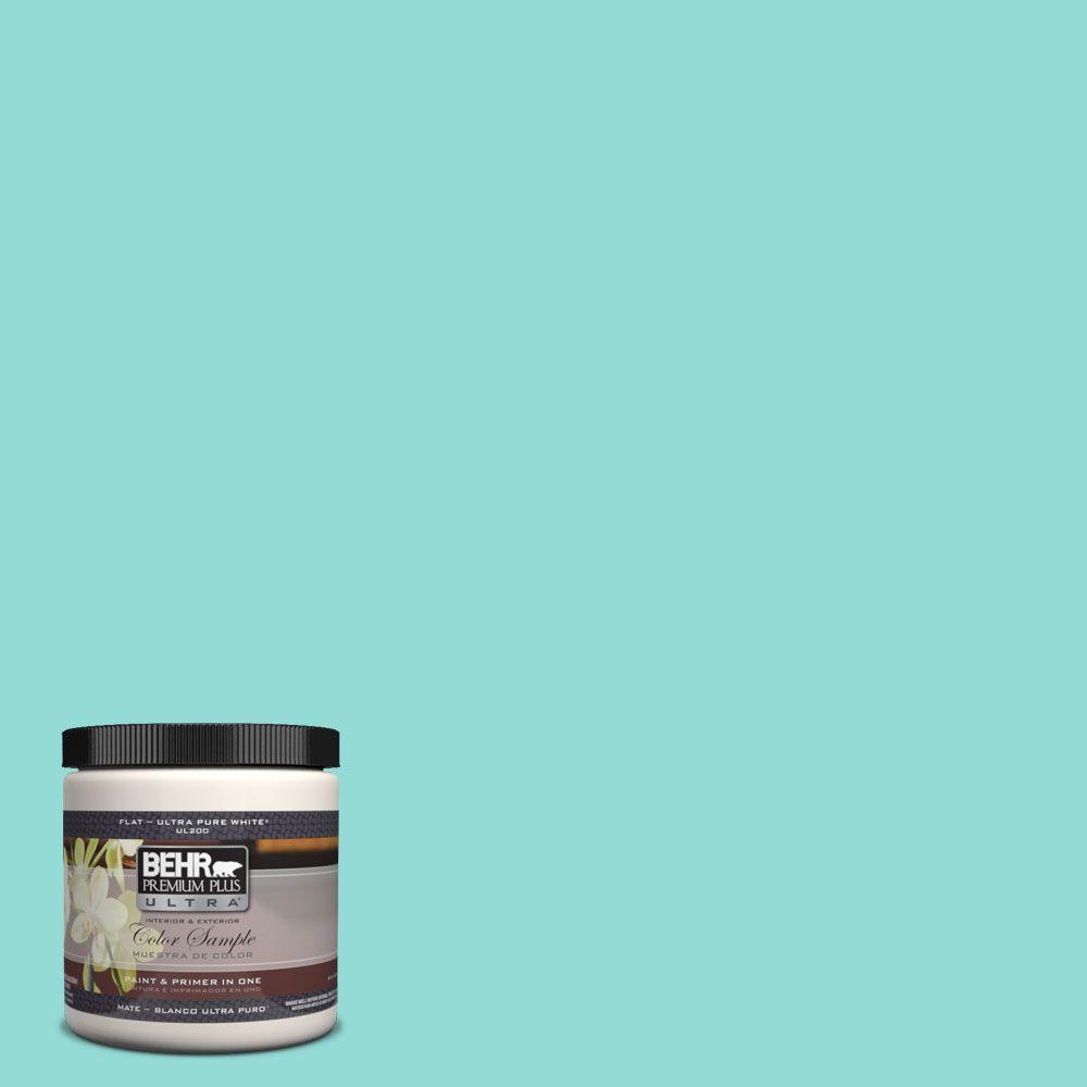 BEHR Premium Plus Ultra 8 oz. #490A-3 Sweet Rhapsody Interior/Exterior Paint Sample