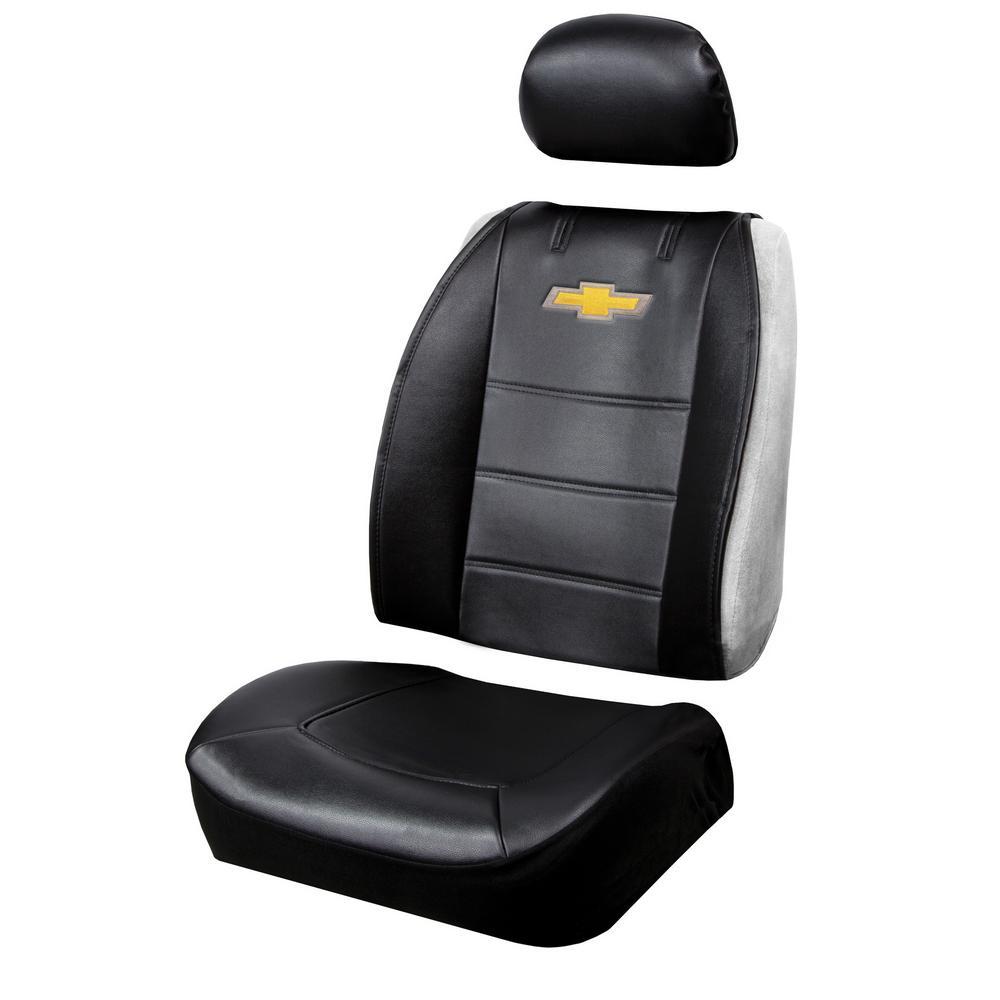 Amazing Black Yellow Car Seat Covers Interior Car Accessories Lamtechconsult Wood Chair Design Ideas Lamtechconsultcom