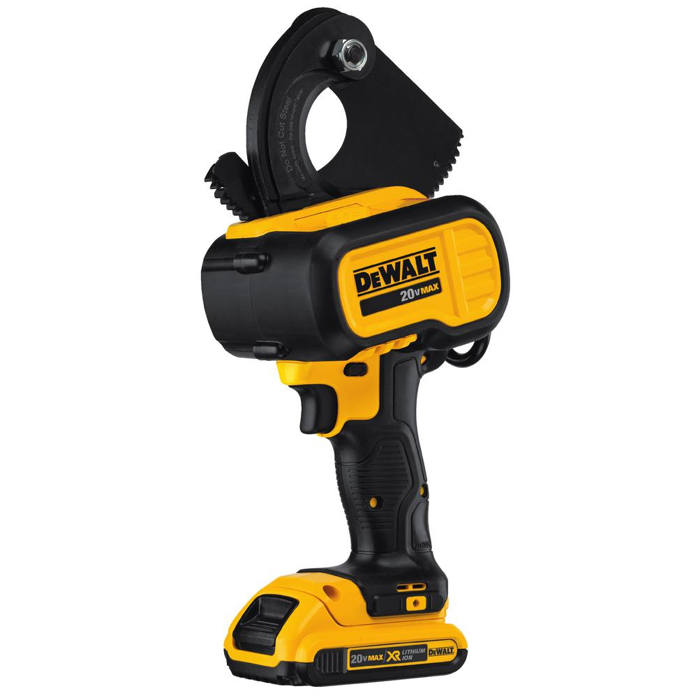 Dewalt 20 Volt Max Lithium Ion Cordless Cable Cutting Tool