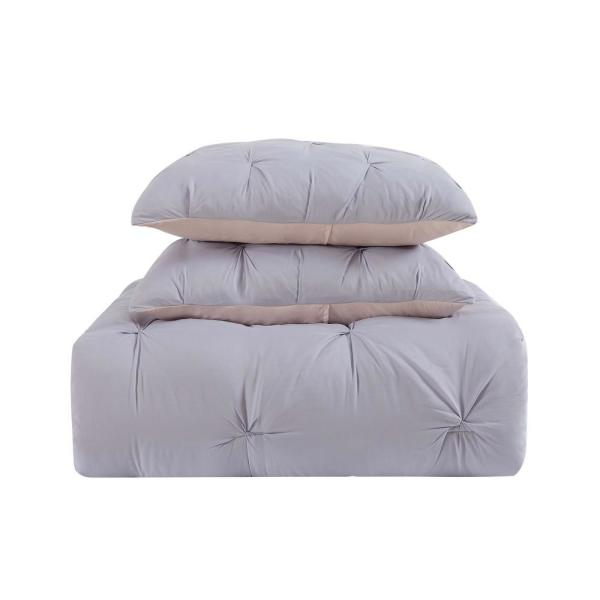 blush home decor.htm my world pleated 3 piece lavender and blush duvet full queen duvet  blush duvet full queen duvet