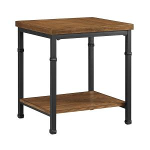 Linon Home Decor Austin Black Ash End Table by Linon Home Decor