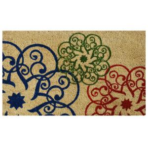 Home & More Chancellor Door Mat 17 inch x 29 in. by Home & More