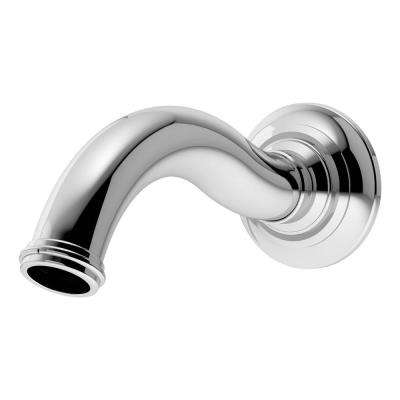 Winslet 8.5 in. Non-Diverter Tub Spout in Chrome