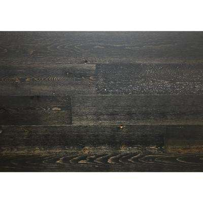 Black Ice 5 in. Peel and Stick Wall Applique Panels (20 sq. ft./Box)