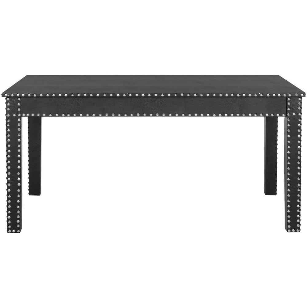 Crispis Black Coffee Table