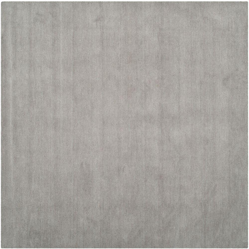 Safavieh Himalaya Grey 6 Ft. X 6 Ft. Square Area Rug